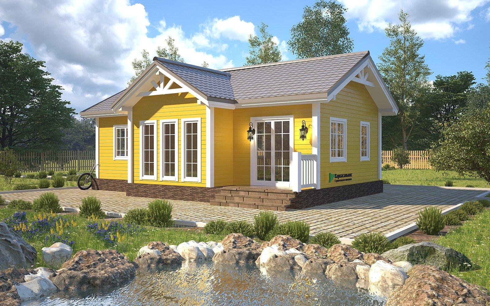 """Проект дома """"Дэльфия"""" - фото 5"""