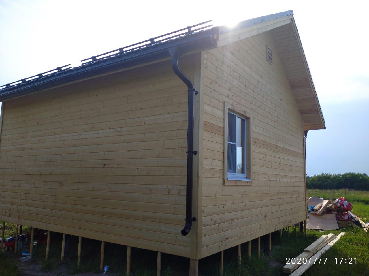 """Проект дома """"Карьяла"""" - фото 14"""