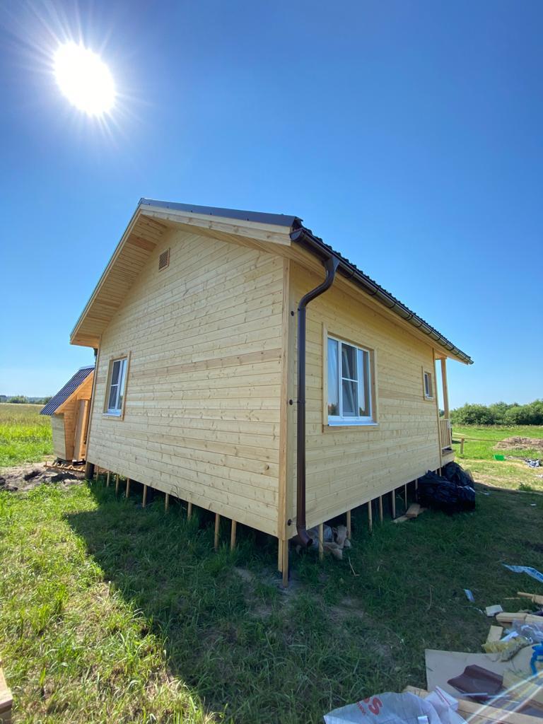 """Проект дома """"Карьяла"""" - фото 9"""