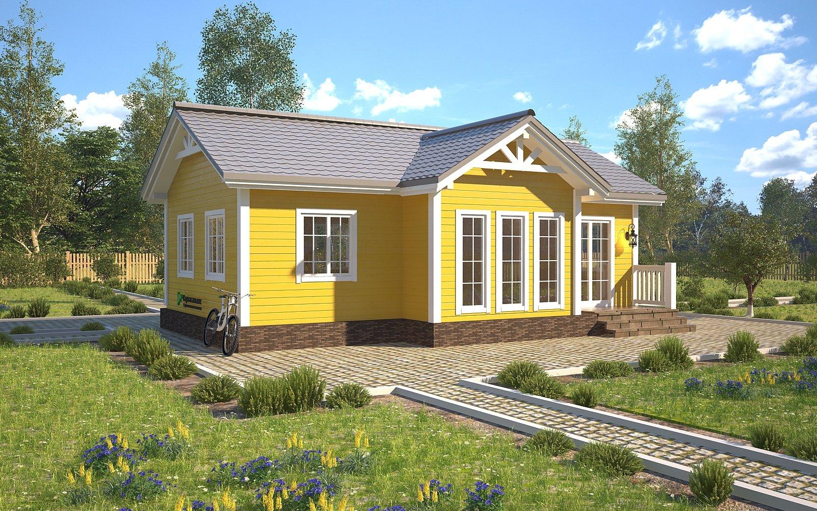 """Проект дома """"Дэльфия"""" - фото 6"""