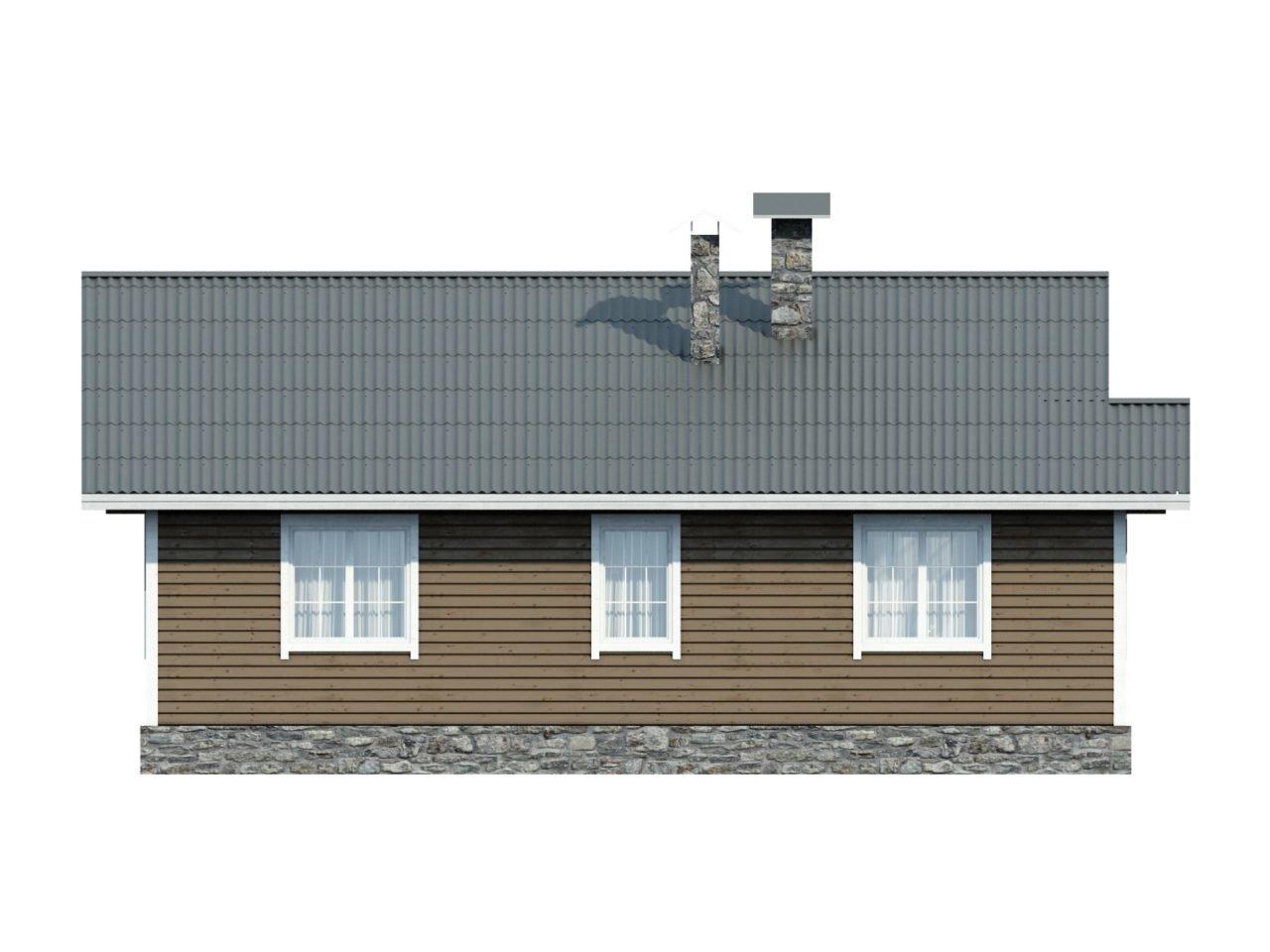 "Проект дома ""Торонто"" - фото 3"