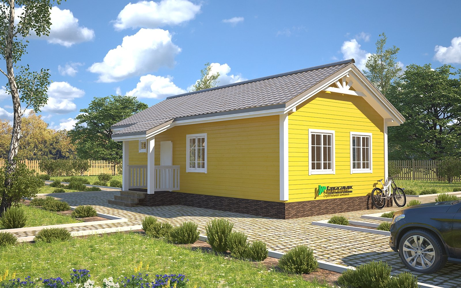 """Проект дома """"Дэльфия"""" - фото 7"""