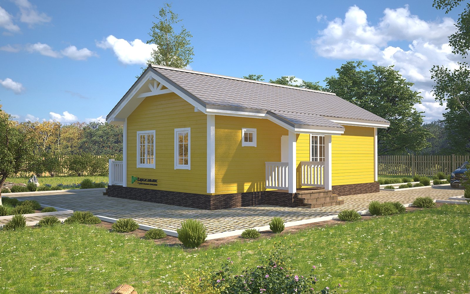"""Проект дома """"Дэльфия"""" - фото 8"""