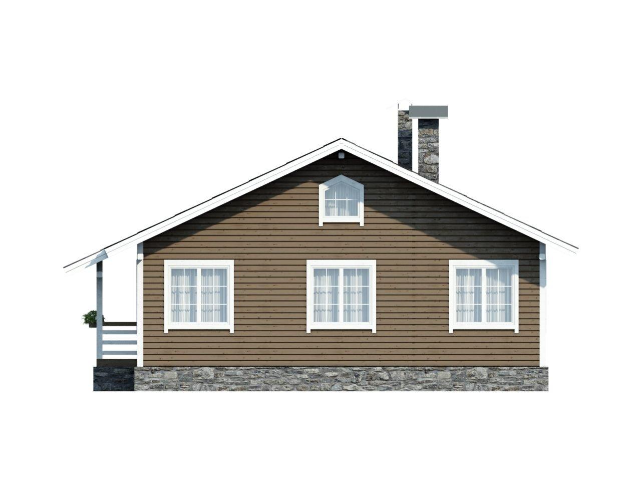"Проект дома ""Торонто"" - фото 6"