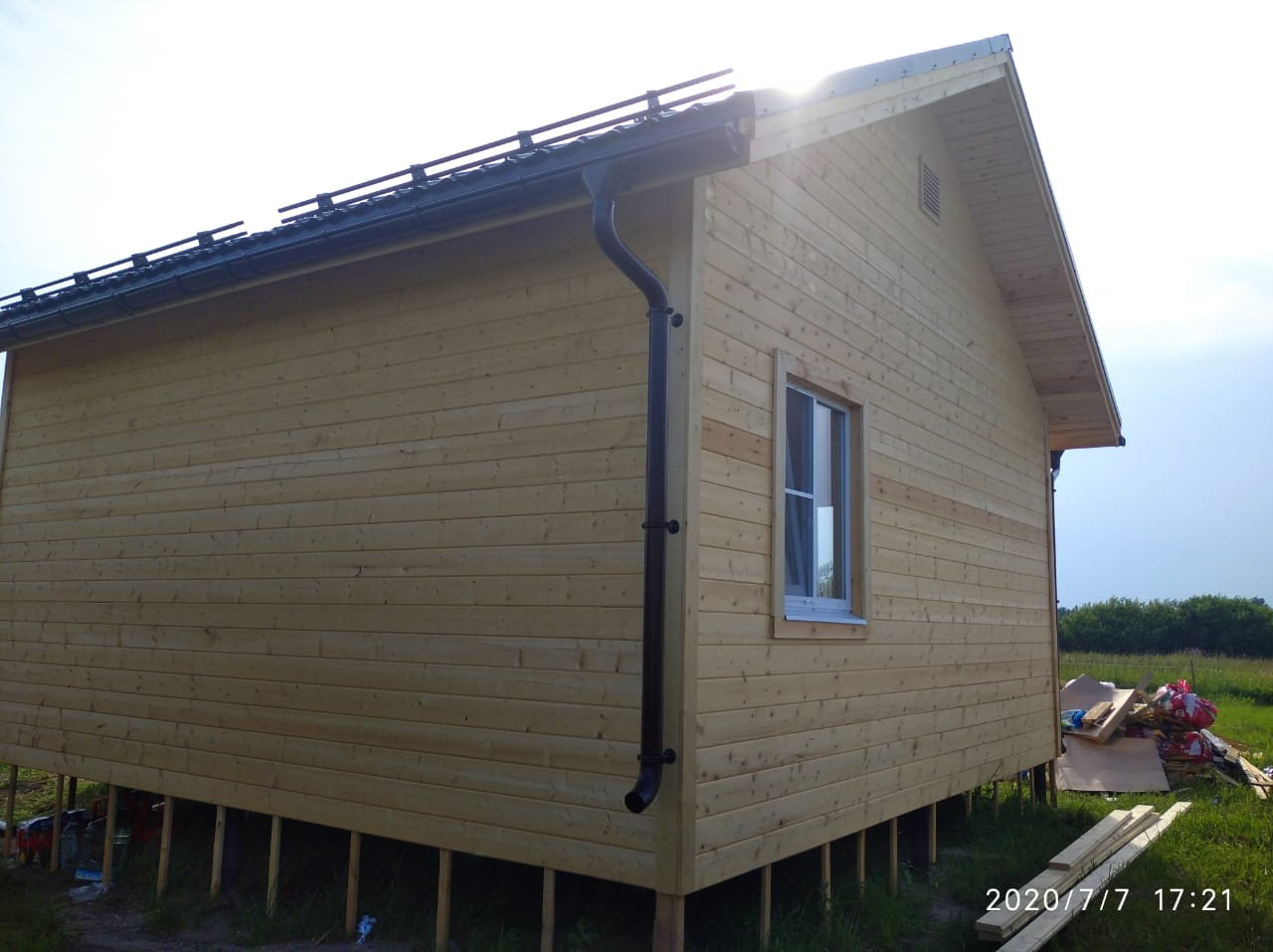 """Проект дома """"Карьяла"""" - фото 11"""