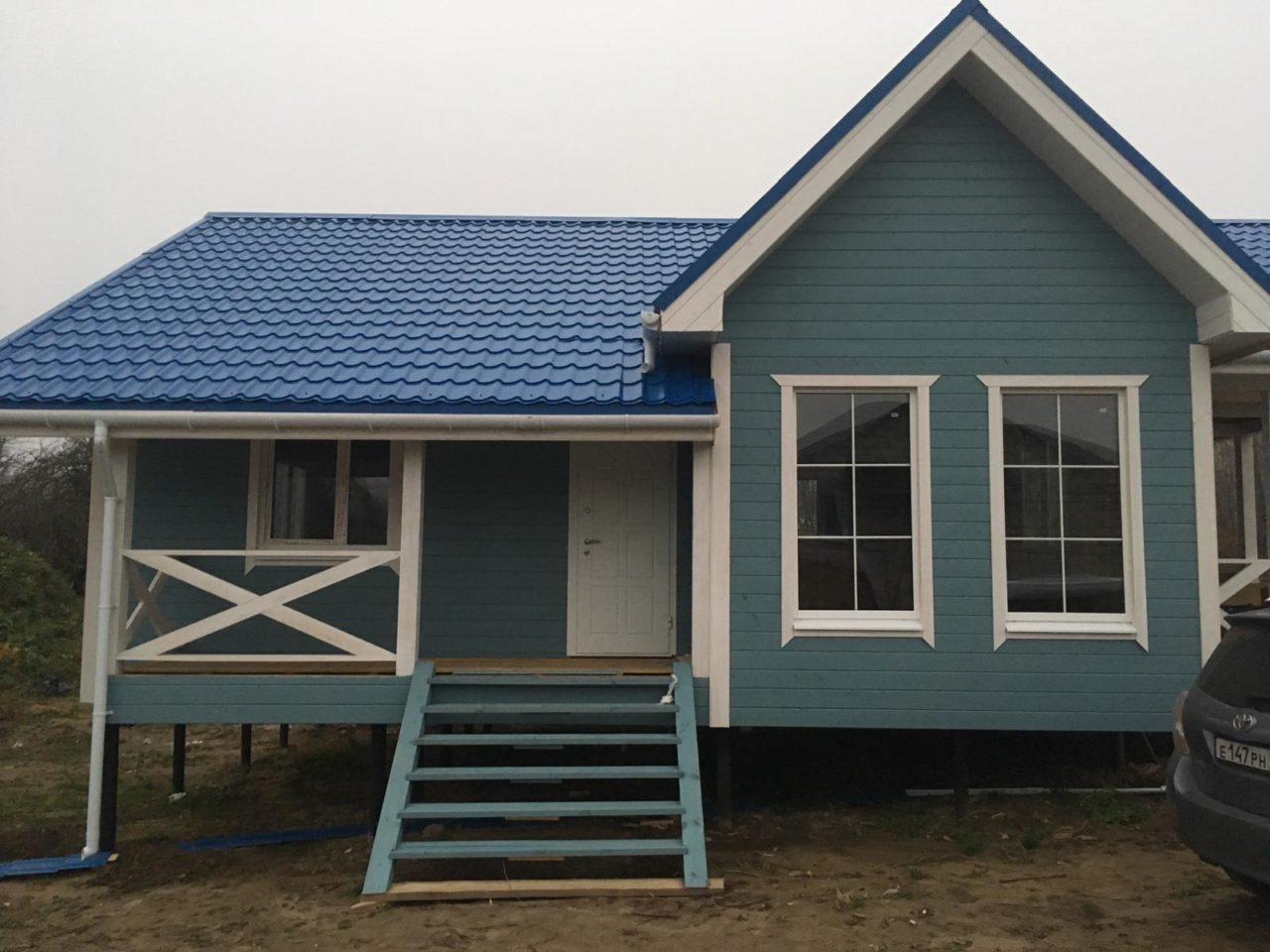 Дом Псков каркас - фото 2