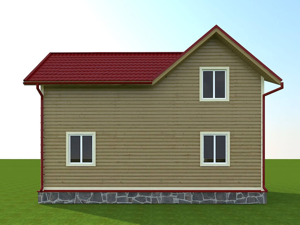 """Проект дома """"Альберта"""" - фото 3"""