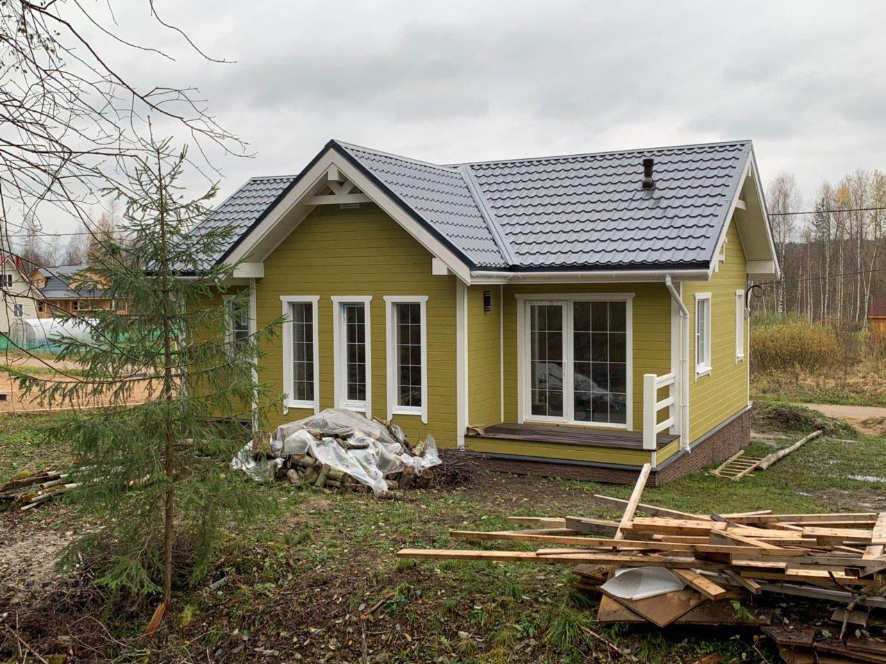 """Проект дома """"Дэльфия"""" - фото 11"""